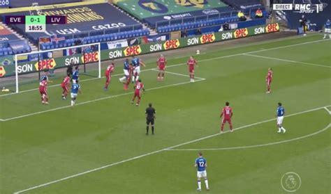 (Video) Everton draw level in Merseyside derby through ...