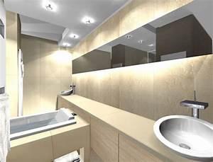 Plan 3d Salle De Bain : 3d r novation salle de bain contemporaine lyon ~ Melissatoandfro.com Idées de Décoration