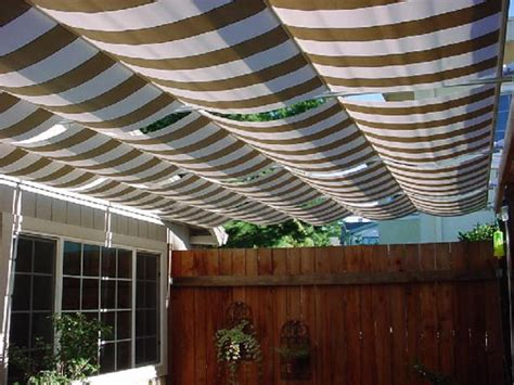 retractable awnings gianola canvas products