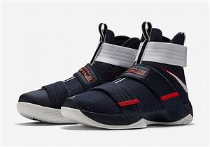 Nike LeBron Soldier 10 Olympic USA 844379-416 ...