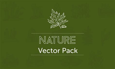 nature vector pack   media
