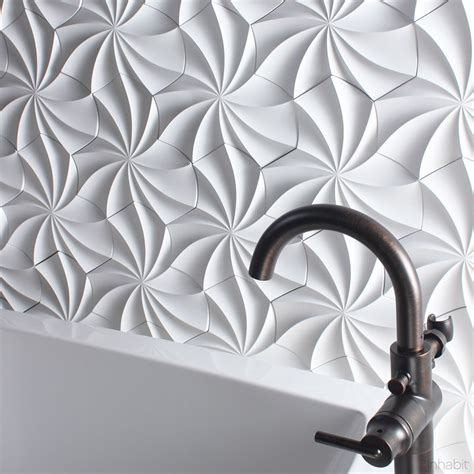 bathroom wall texture ideas 25 spectacular 3d wall tile designs to boost depth and