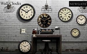 Pendule Maison Du Monde : horloge murale horloges pendules r veils decofinder ~ Teatrodelosmanantiales.com Idées de Décoration