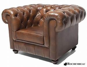 Fauteuil club chesterfield fauteuil chesterfield en cuir for Fauteuil crapaud chesterfield