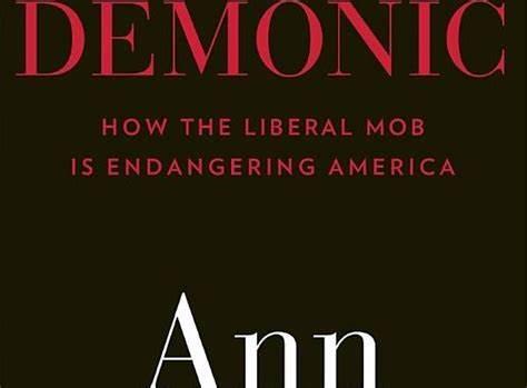 book review demonic   liberal mob  endangering