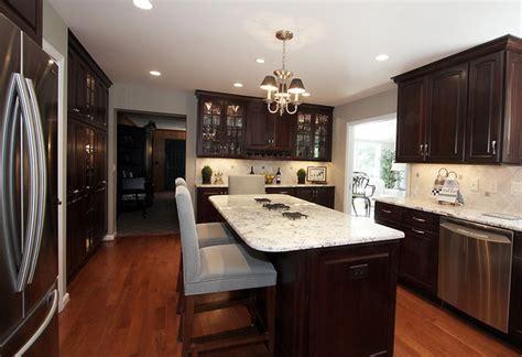kitchen floor ideas with dark cabinets 20 best kitchen backsplash ideas dark cabinets