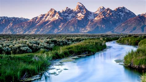Fantasy Landscape Wallpaper Hd Desktop Wallpaper Hd Grand Teton National Park Usa 1920x1080 Wallpapers13 Com