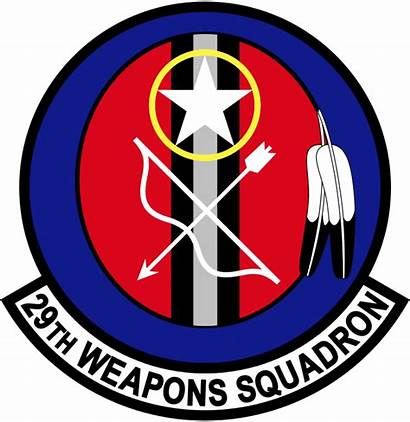 Patch Squadron 29th Svg Weapons Instructor Course