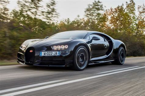 Bugatti Chiron Performance Specs by 2018 Bugatti Chiron Review Practical Motoring