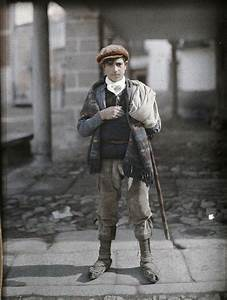 Rare Color Photos Capture Everyday Life in Avila, Spain in the 1910s ~ vintage everyday