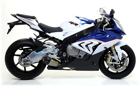 2015 Bmw S1000rr Gets Full Range Of Arrow Exhausts