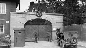 Replica Of Nazi Death Camp Gate Installed In Dachau
