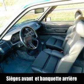 Siege 205 Gti : sellerie automobile sur mesure peugeot 205 gti comptoir du cabriolet ~ Medecine-chirurgie-esthetiques.com Avis de Voitures