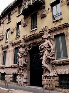 Art Nouveau Architecture : art nouveau architecture archithings pinterest ~ Melissatoandfro.com Idées de Décoration