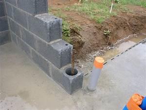 Comment Monter Un Mur En Parpaing : comment poser parpaing d 39 angle la r ponse est sur ~ Dailycaller-alerts.com Idées de Décoration