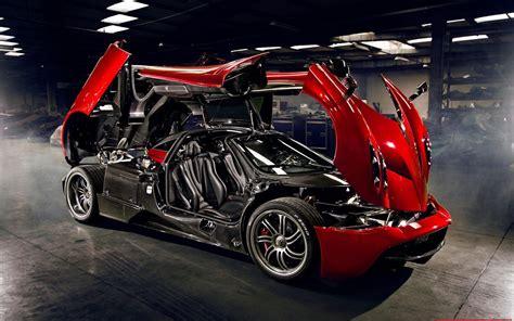 4k Ultra Hd Red Cars Wallpaper