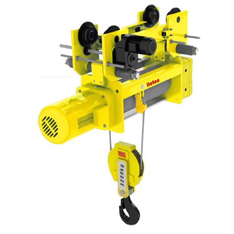 Electric Hoist Motor by Electromagnetic Brake Motor Electric Hoist With Trolley 2