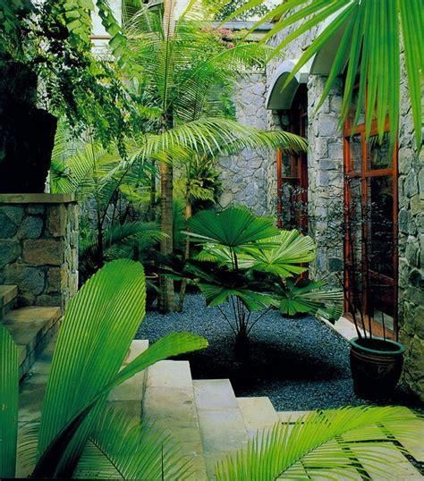 25 best ideas about tropical garden design on
