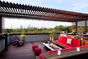 terrasse design 15 impressive rooftop terrace design ideas