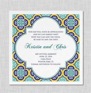 32 best spanish tiles wedding invitations images on With mexican wedding invitations in spanish