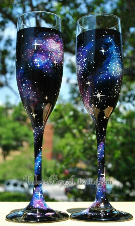 Galaxy Themed Wedding
