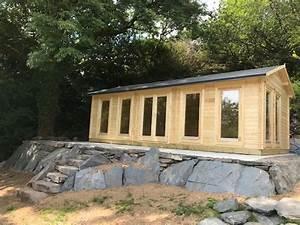 Gartenhaus 3 X 3 M : gro es gartenhaus c 30m2 70mm 4x8 hansagarten24 ~ Whattoseeinmadrid.com Haus und Dekorationen