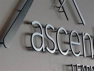 ascend learning flat cut out aluminum letters leawood ks With aluminum cut out letters