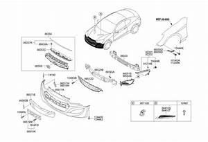 865832m300 - Hyundai Bracket