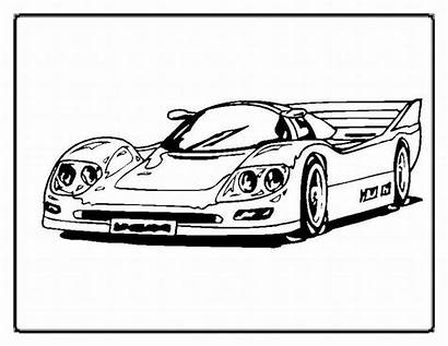Coloring Pages Printable Cars
