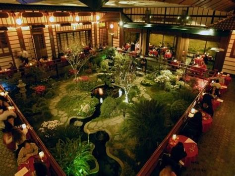 Asian Garden Restaurant - join the happy hour at yamashiro in los angeles