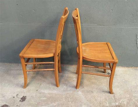 chaise bistrot baumann ensemble de 8 chaises bistrot style baumann