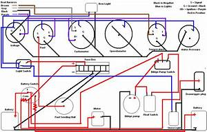 1997 Sea Ray Sundancer 270 Bilge Pump Wiring Diagram