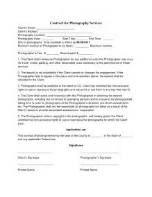 wedding photography contract photography contract template non compete agreement