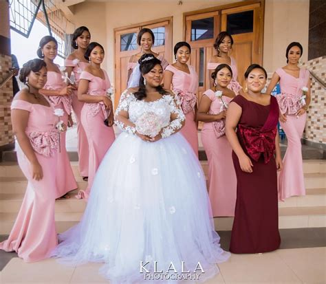 bridal party   squadgoals   chic