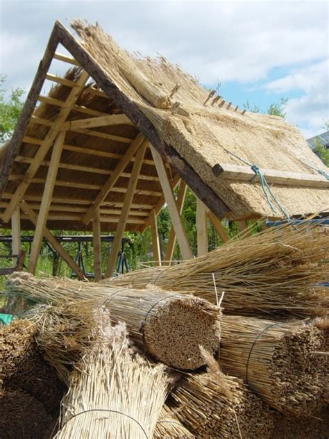 Grass Hut Roof by Thatch Roof Basics Endeavour Sustainable Building School
