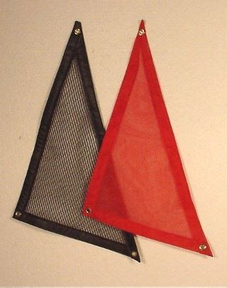 Triangular Hammock by Triangle Hammock