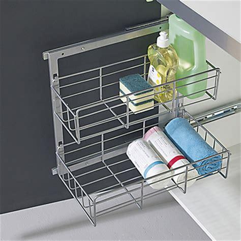 rangement sous evier cuisine aménagements intérieurs meubles de cuisine cuisine décoration intérieur alinéa