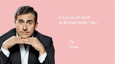 Office Valentine's Day Cards