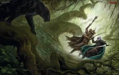 Dragons Dungeons Realms Forgotten Dragon Magic Rpg
