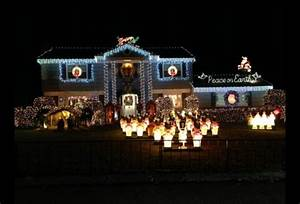 Best Houses With Christmas Lights On Long Island Spectacular Holiday Lights In Westchester Three Must See