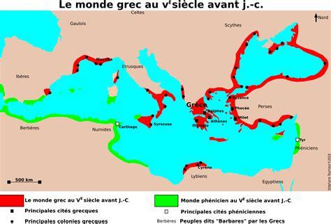 Carte Vierge Du Monde Des Cités Grecques by Cyberhistoiregeo Fr Mutualisation En Histoire G 233 Ographie