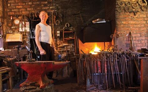 scawby forge  anvil chorus lincolnshire life