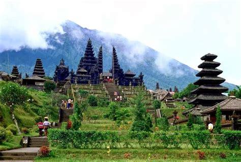 beautiful bali    important temples
