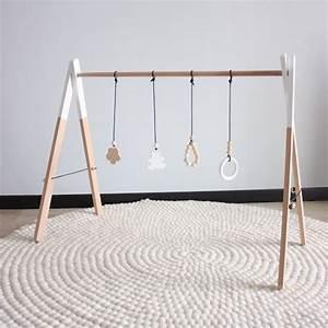 Arche En Bois Bebe : mon premier bricolage pour mini pupuce un petit portique home made qu 39 en pensez vous bebe ~ Teatrodelosmanantiales.com Idées de Décoration