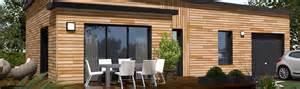 extension maison ossature bois toit plat 224 la teste de buch