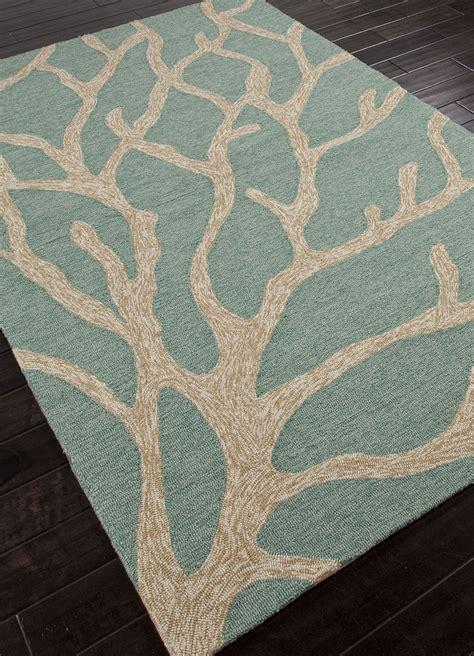coastal area rugs jaipur coastal living col13 coral rug