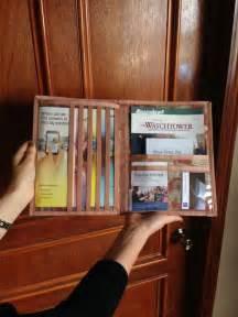 Handmade Tablet Organizer JW