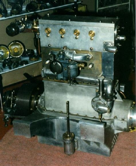 What Type Of Engine Does A Bugatti by The Bugatti Revue Bugatti Details
