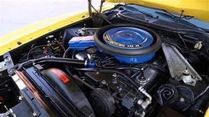 1971 Ford Mustang 429 Cobra Jet