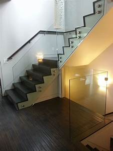 glass, staircase, design